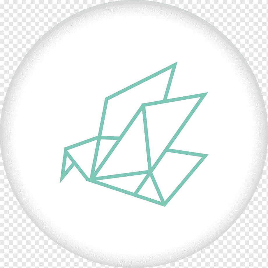Origami-Dreieck Petit Bateau, Motoclub, Winkel, Aqua, Kreis encequiconcerne Origami Petit Bateau