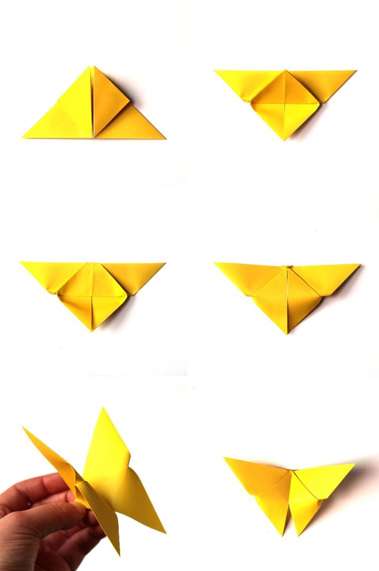 Origami Facile : L'art De Plier Le Papier Pour Débutants intérieur Origami Facile A Faire En Français