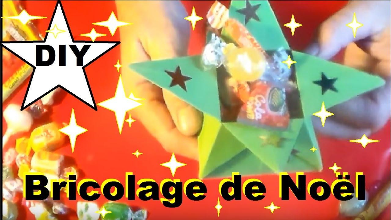 Origami Facile Pour Saint Nicolas Et Noël : Bricolage Avec Les Enfants pour Bricolage Cp Noel