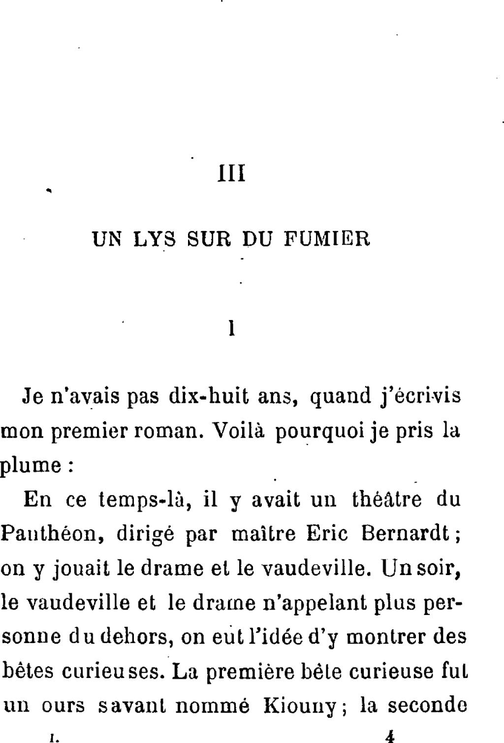 Page:houssaye - Souvenirs De Jeunesse, 1830-1850.djvu/43 intérieur Ours Savant