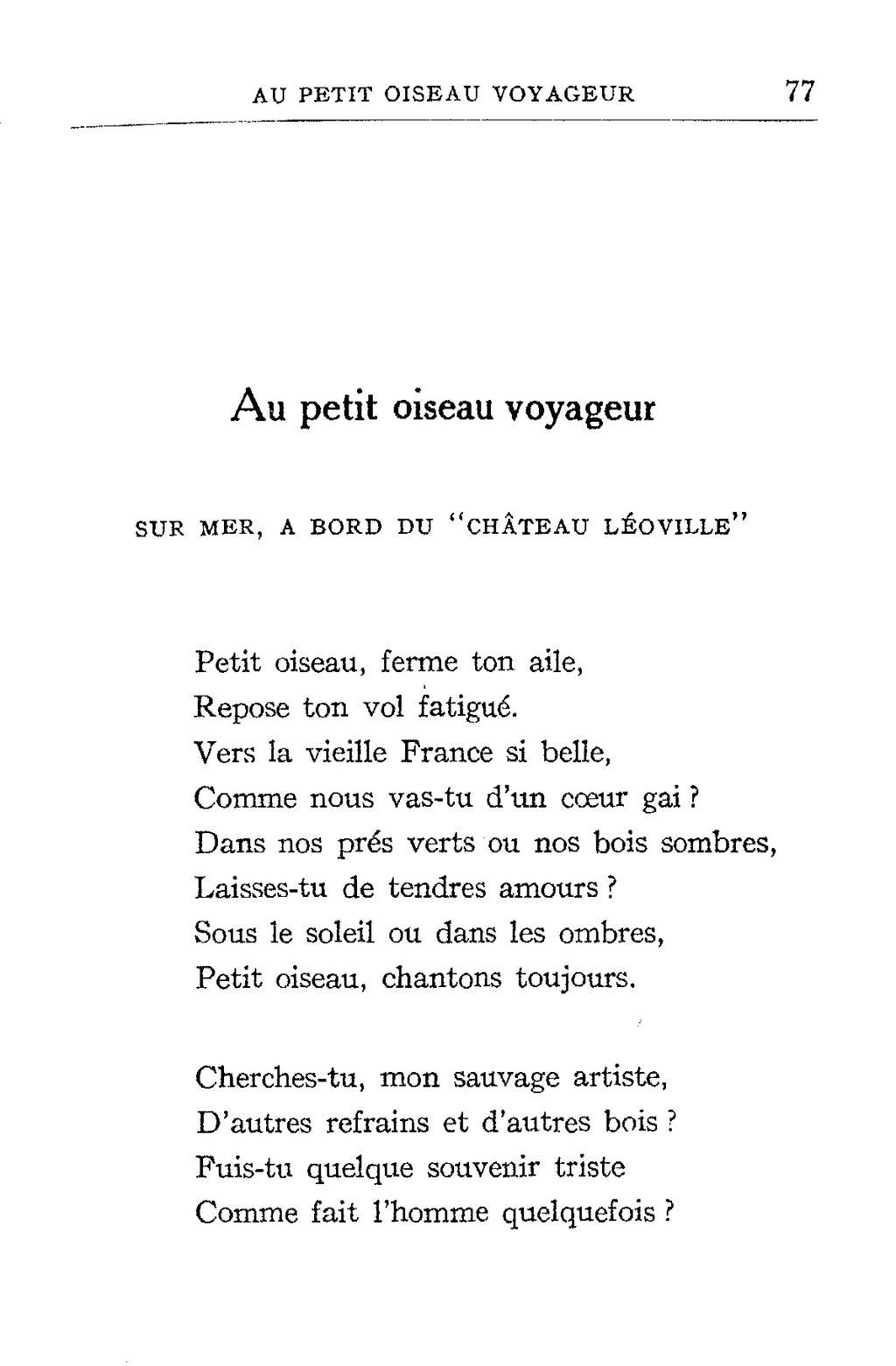 Page:lemay - Les Épis (Poésie Fugitives Et Petits Poèmes pour Vol Petit Oiseau