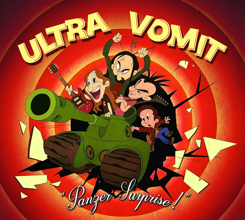 Panzer Patate : Interview Avec Ultra Vomit Ou Qu'on Cause à Chanson De La Patate