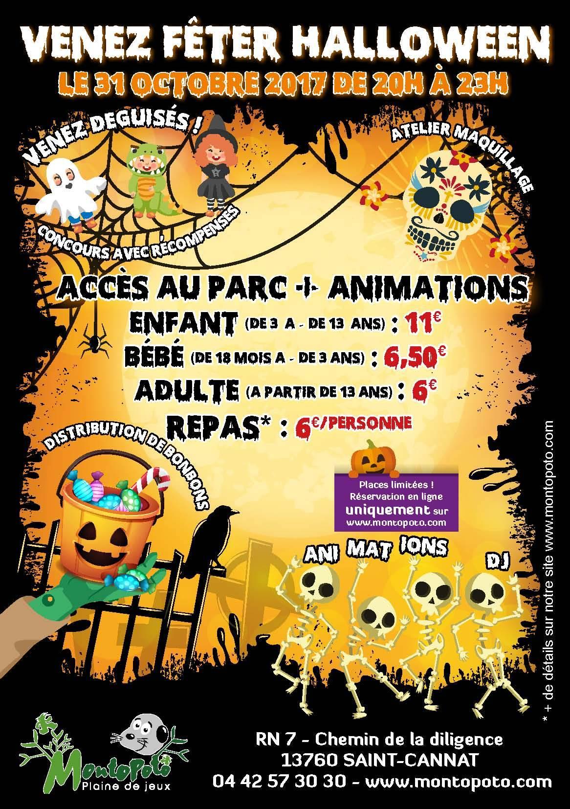 Parc D'attractions Avec Parking Gratuit Saint-Cannat - Montopoto pour Jeux 3 Ans En Ligne Gratuit
