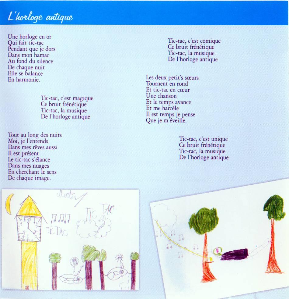 Paroles: Chansons Pour Les Enfants - 5 - Didier Jans pour Chanson Pense À Moi