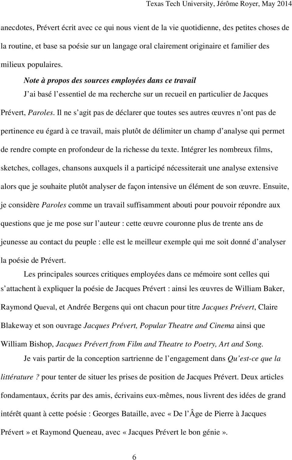 Paroles De Jacques Prévert : L Engagement D Un Poète encequiconcerne Poeme De Jacque Prevert