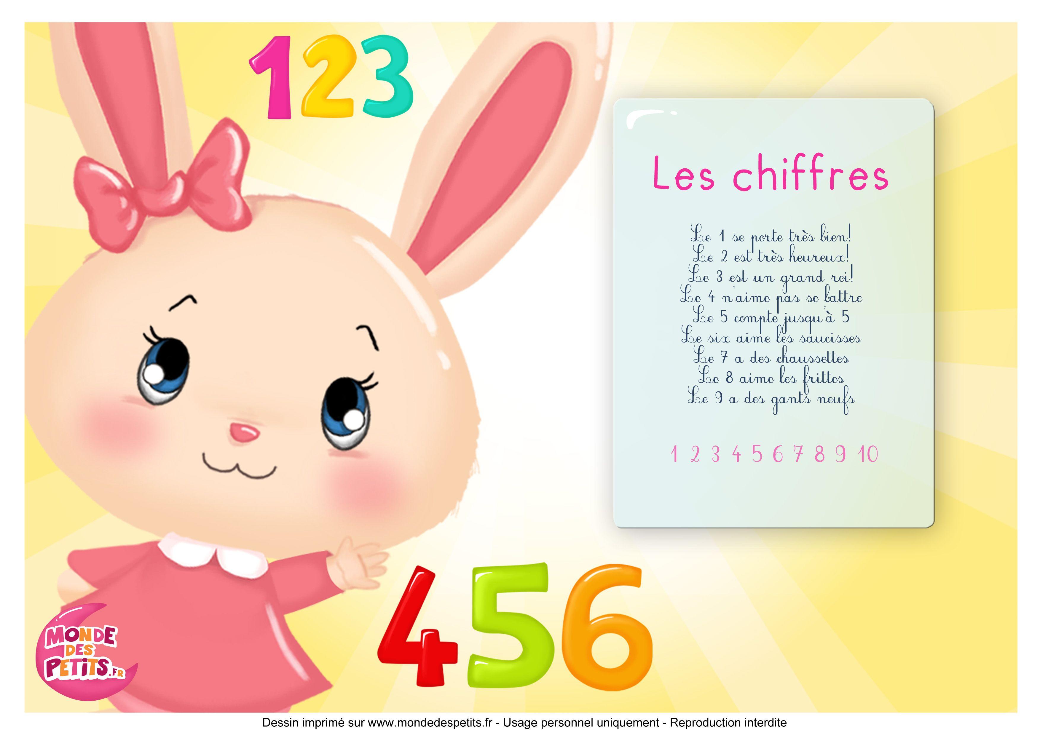 Paroles_La Chanson Des Chiffres Avec Les Princesses (Avec avec Chanson Des Chiffres En Français