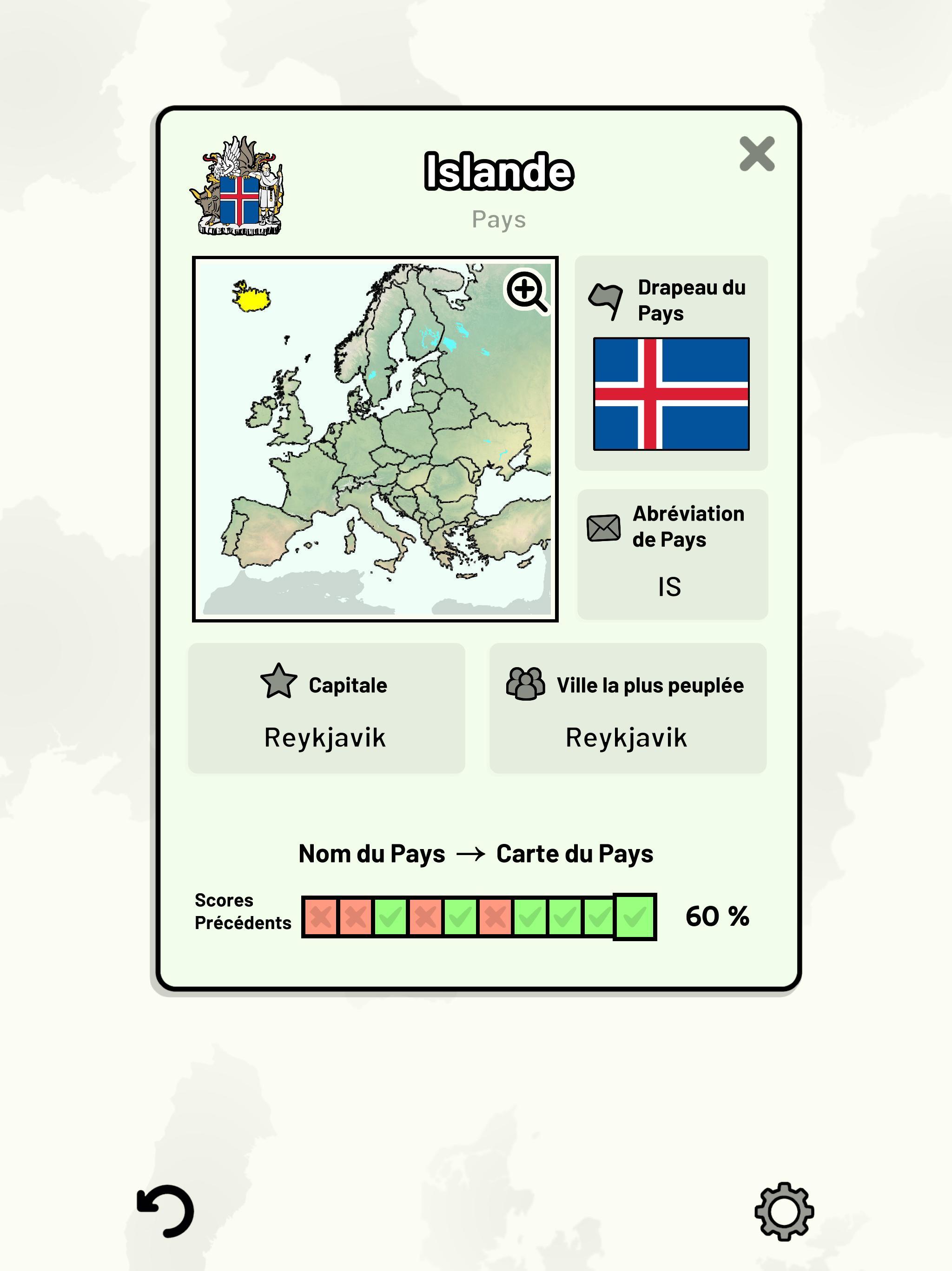 Pays D'europe - Quiz: Cartes, Capitales, Drapeaux Pour encequiconcerne Carte Europe Capitale