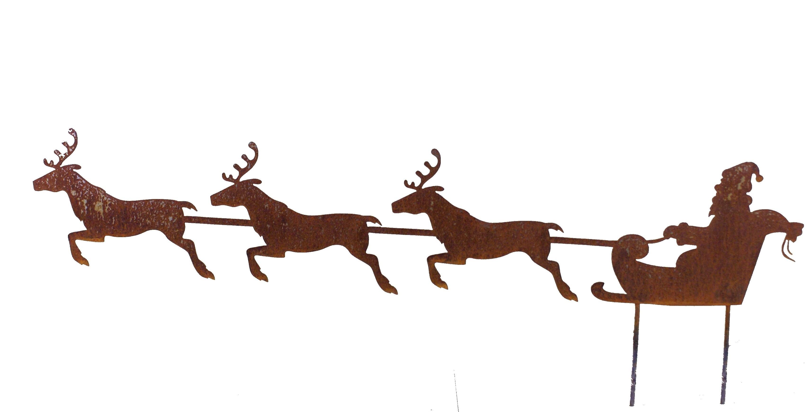 Pére Noel Avec Son Traineau Noel encequiconcerne Image Du Pere Noel Et Son Traineau