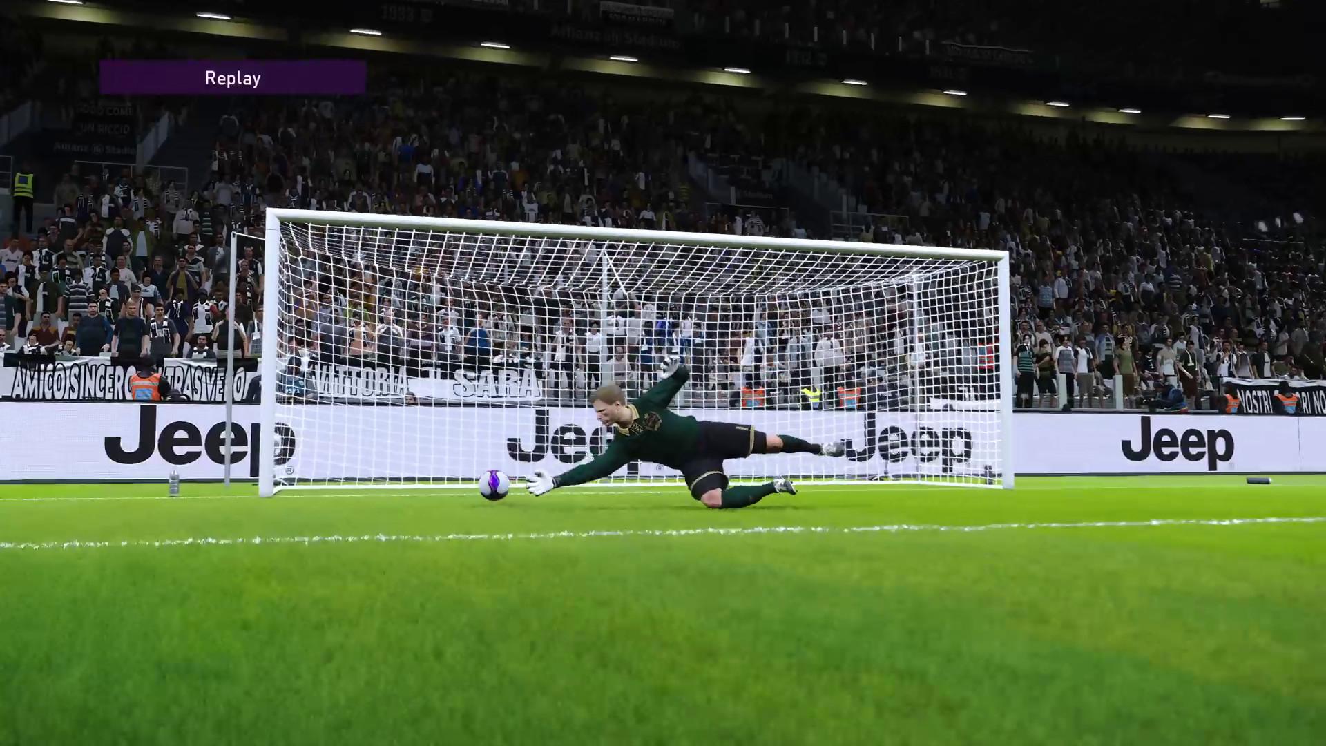 Pes 2020 : On Y A Joué, L'écart Avec Fifa Encore Plus pour Jeux De Foot Gardien De But