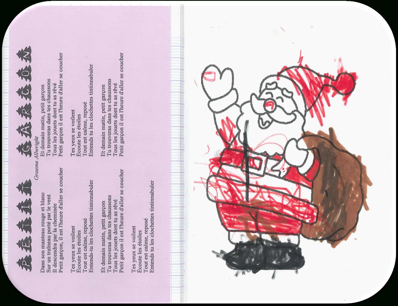 Petit Garçon: Chanson De Noël | Petit Garçon, Chanson De à Chanson Dans Son Manteau Rouge Et Blanc