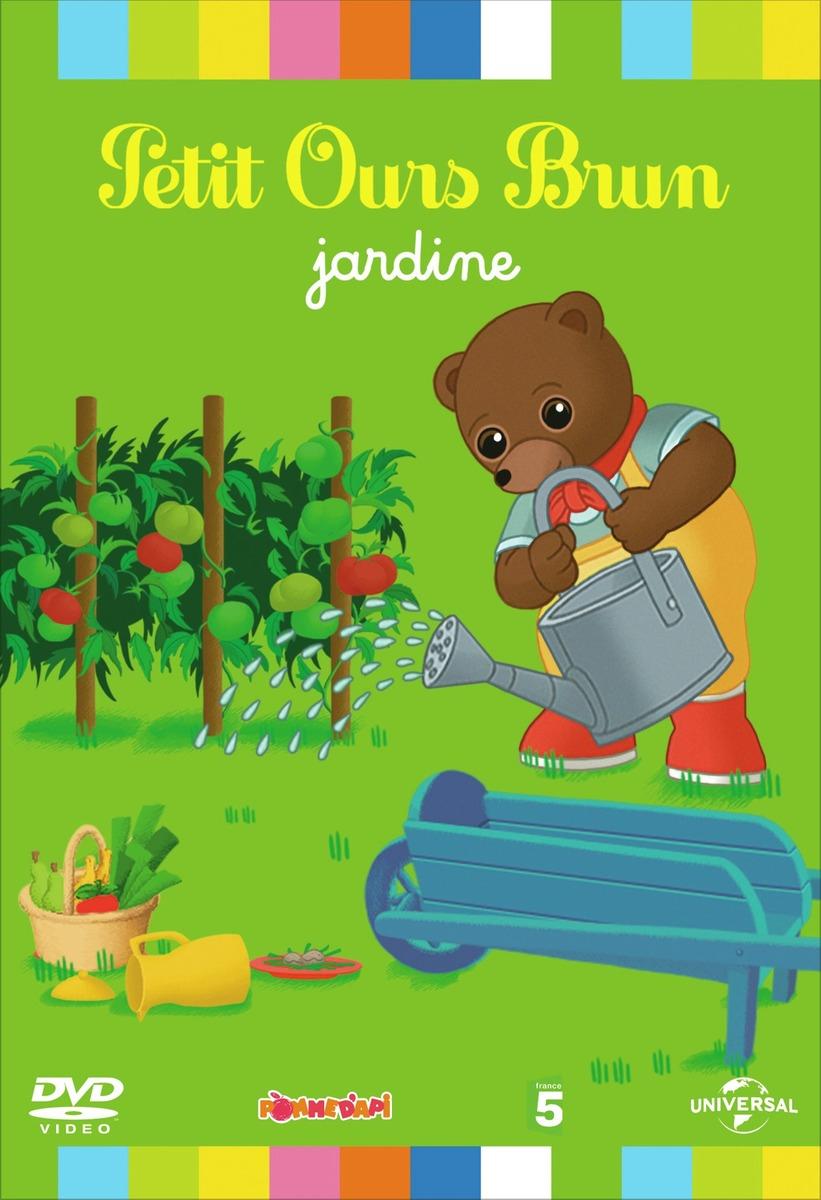Petit Ours Brun Jardine (Dvd) - Dvd concernant Petit Ours Brun Dessin Animé Gratuit