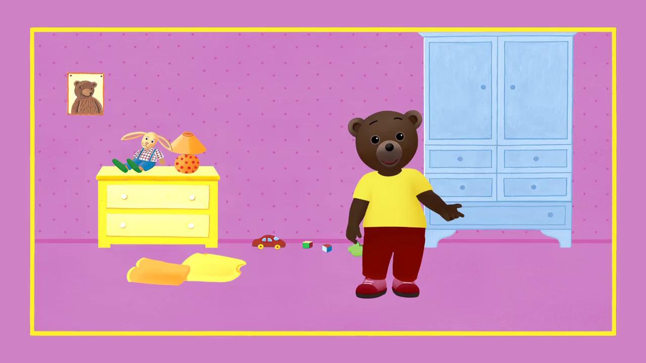 Petit Ours Brun : Un Héros Intemporel - Enfants concernant Petit Ours Brun Dessin Animé Gratuit