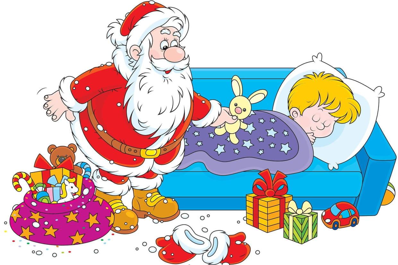 Petit Papa Noël, Chansons Pour Enfants Sur Hugolescargot concernant Papa Noel Parole