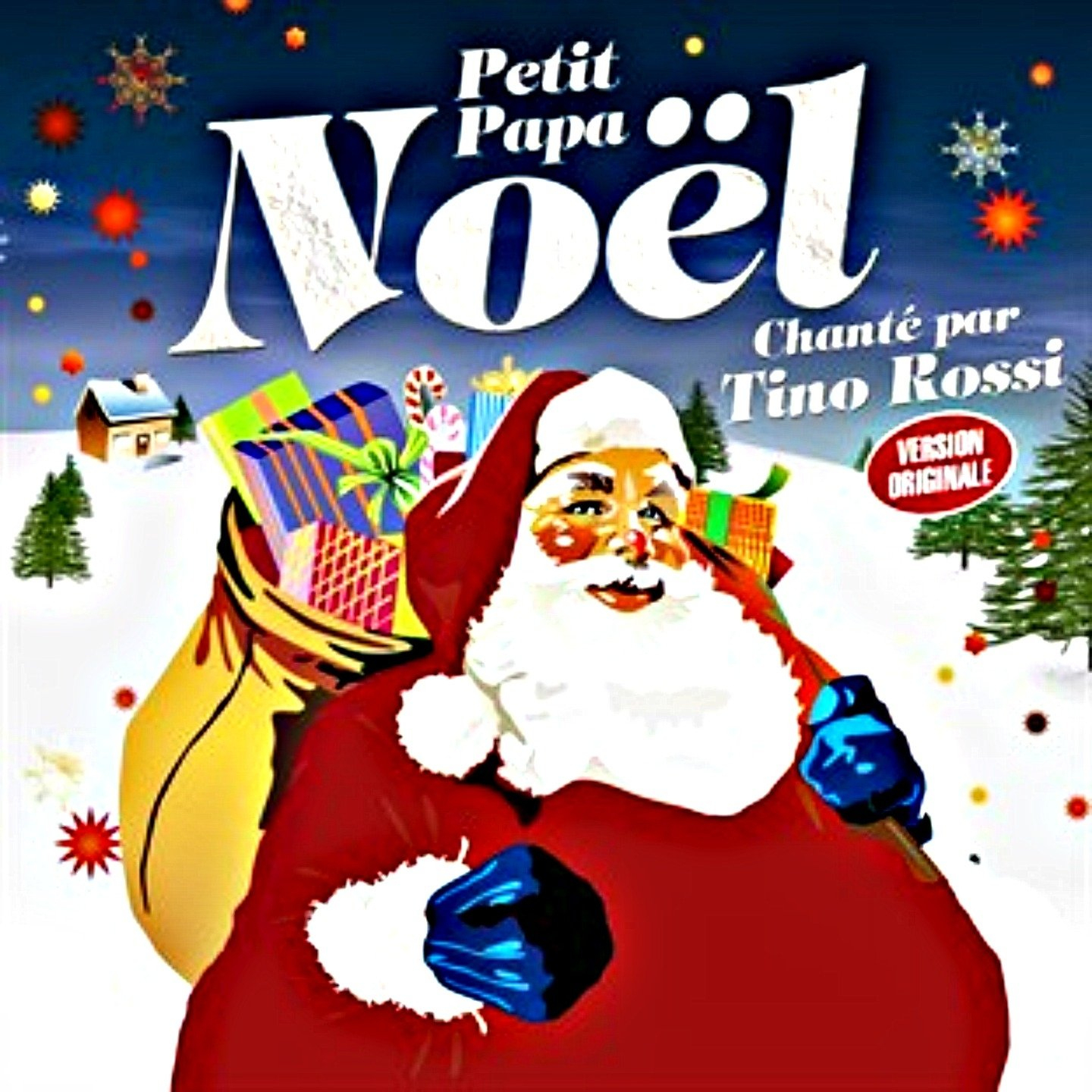 Petit Papa Noël | French Children Songs. 2019-12-27 intérieur Papa Noel Parole