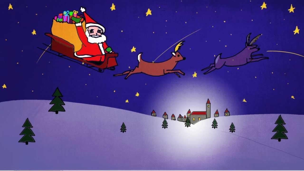« Petit Papa Noël » - Mister Toony tout Petit Papa Noel Video