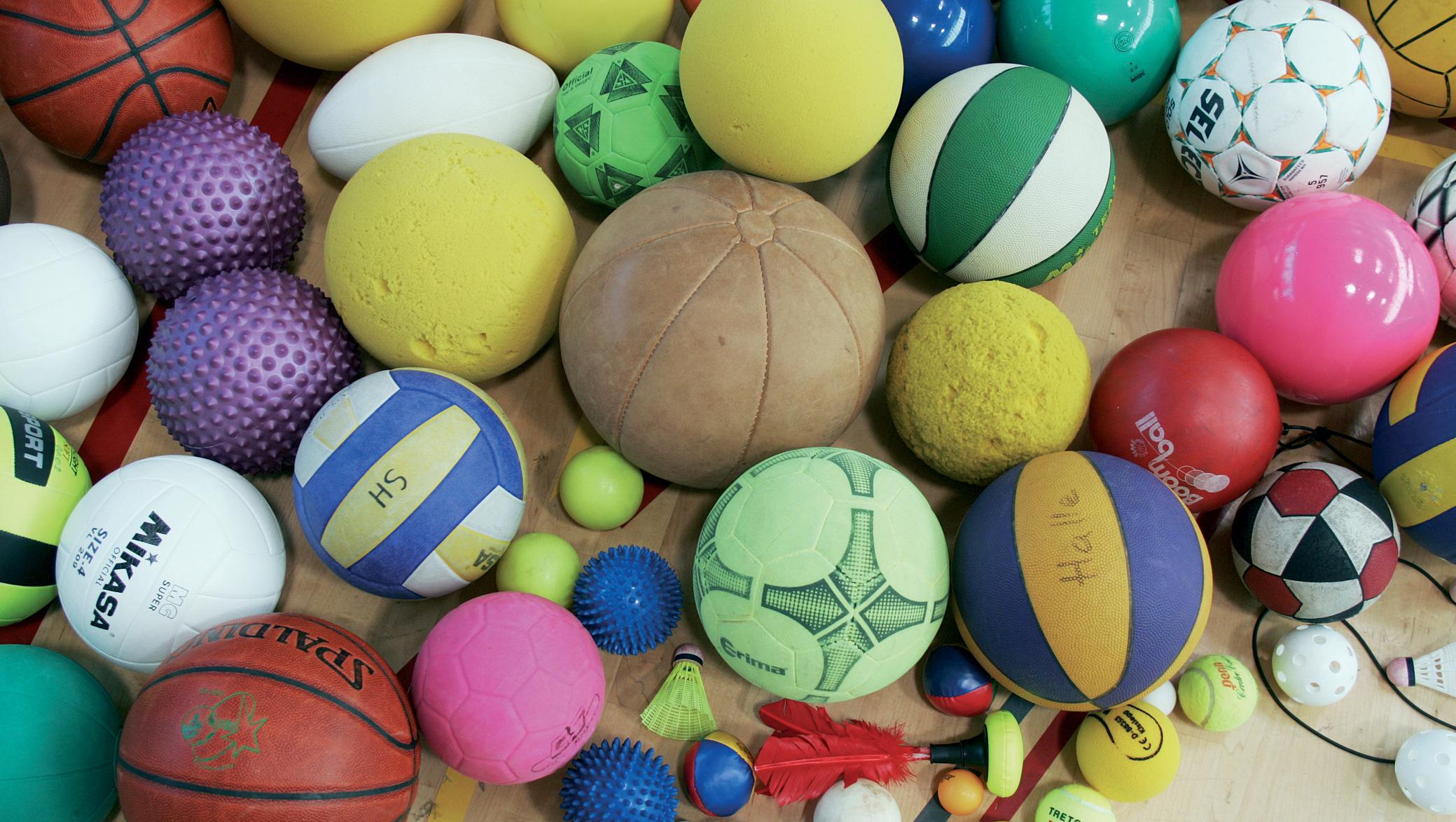 Petits Jeux De Ballons: Des Possibilités Infinies tout Jeux Collectifs Cycle 3 Sans Ballon