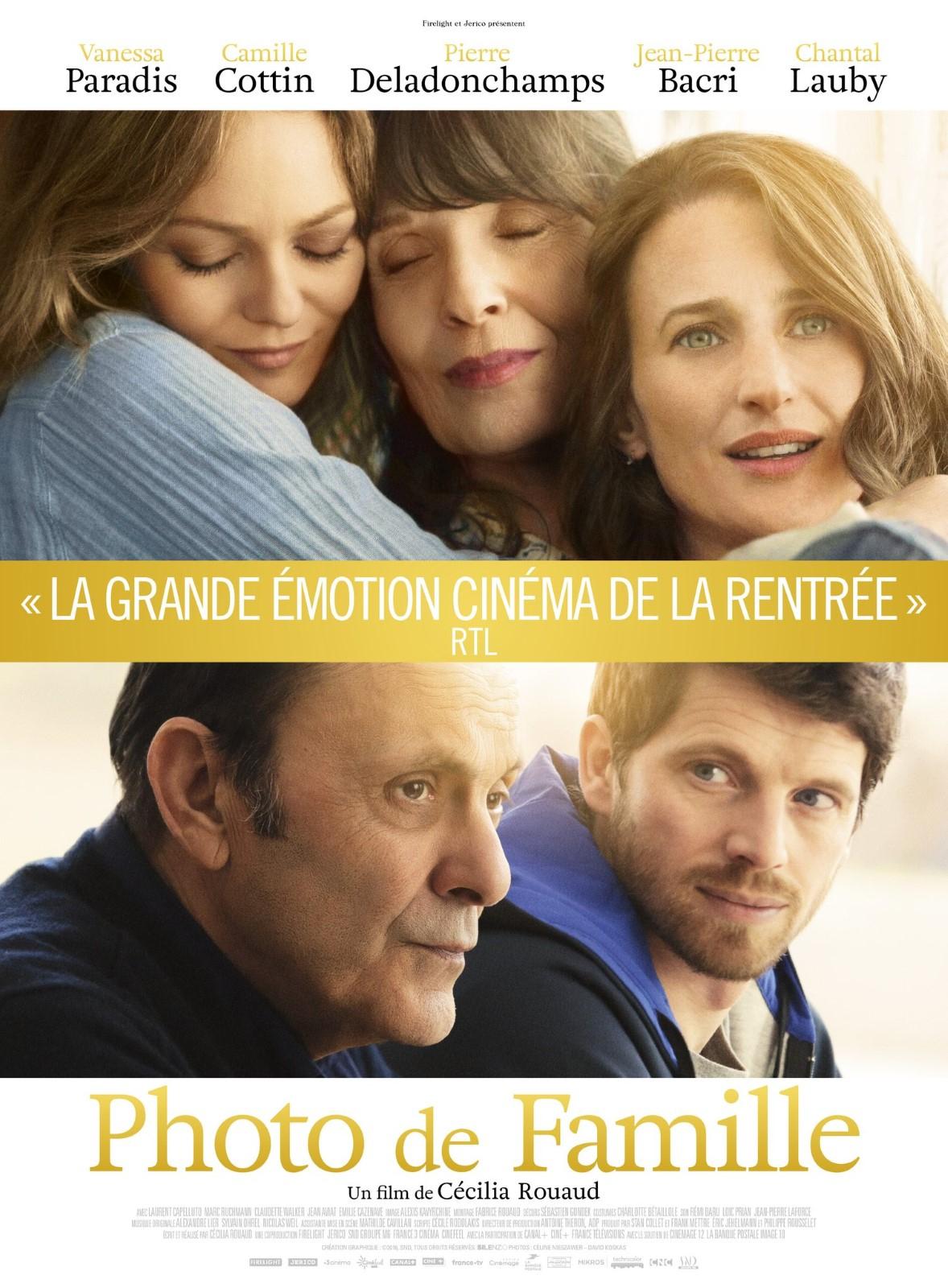 Photo De Famille - Film 2018 - Allociné encequiconcerne Ce Soir On Joue En Famille 3