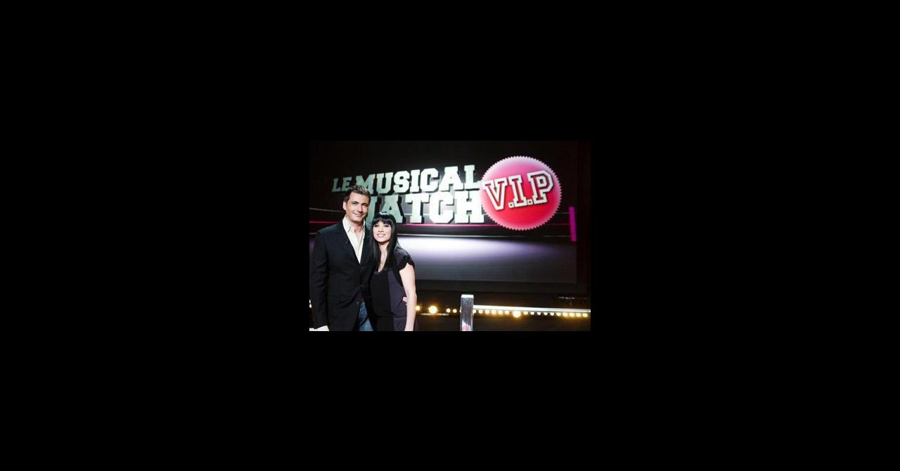Photos - Le Musical Match Vip : Le Quiz Musical De Tf6 avec Quiz Musical En Ligne