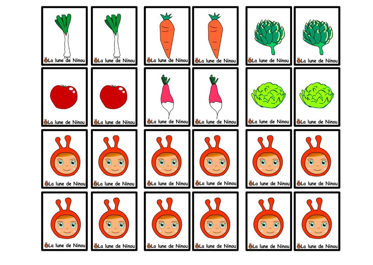 Pin On Coloriage Dessin Imprime pour Jeux De Memoire Enfant