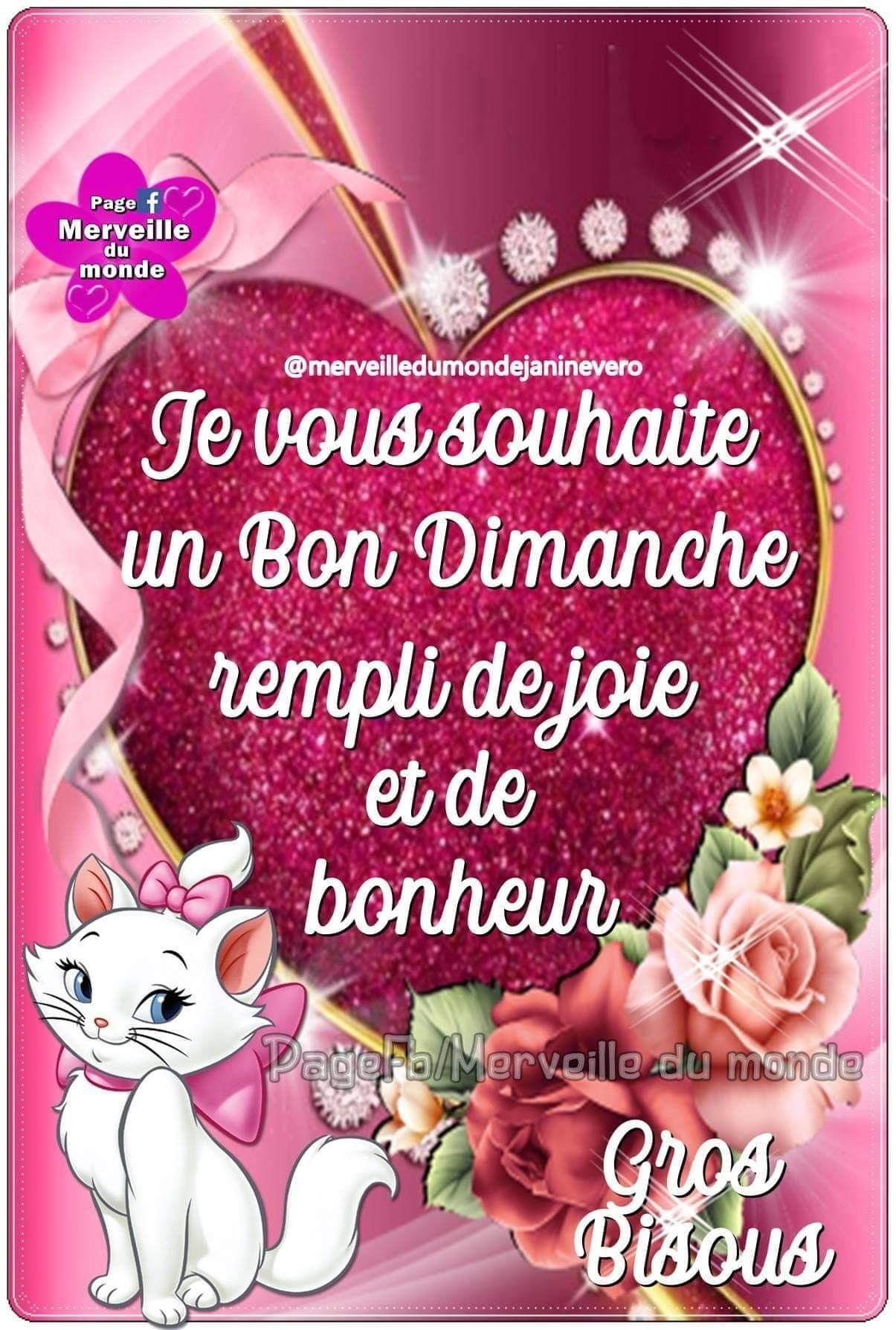 Pin Van Annick Robinet Op Dimanche avec Bon The Bonheur