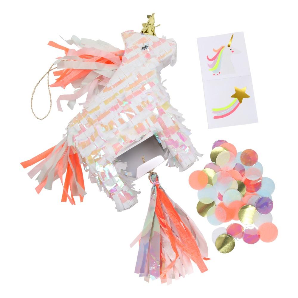 Piñata Einhorn Meri Meri Design Kind intérieur Origami Petit Bateau
