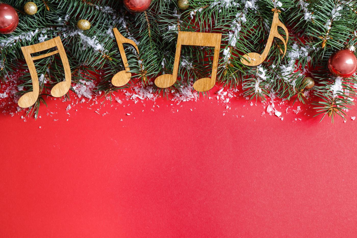 Playlist De Noël : Sept Chansons À Écouter Près Du Sapin avec Chanson De Noel Ecrite