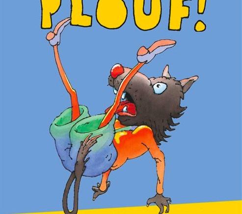 Plouf ! Au Théâtre Lepic - Sortiraparis dedans Album Plouf