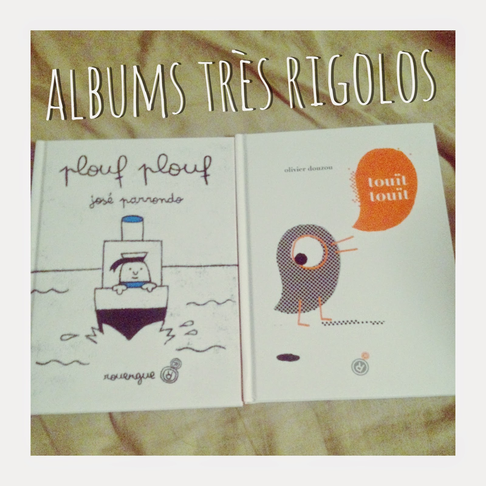 Plouf Plouf Et Touït Touït [Albums] tout Album Plouf