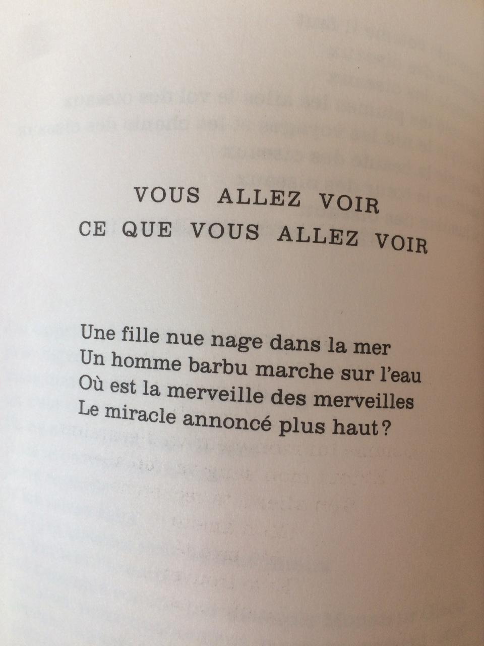 """Poème De Jacques Prévert, Issue Du Recueil """"paroles"""". intérieur Poeme De Jacque Prevert"""