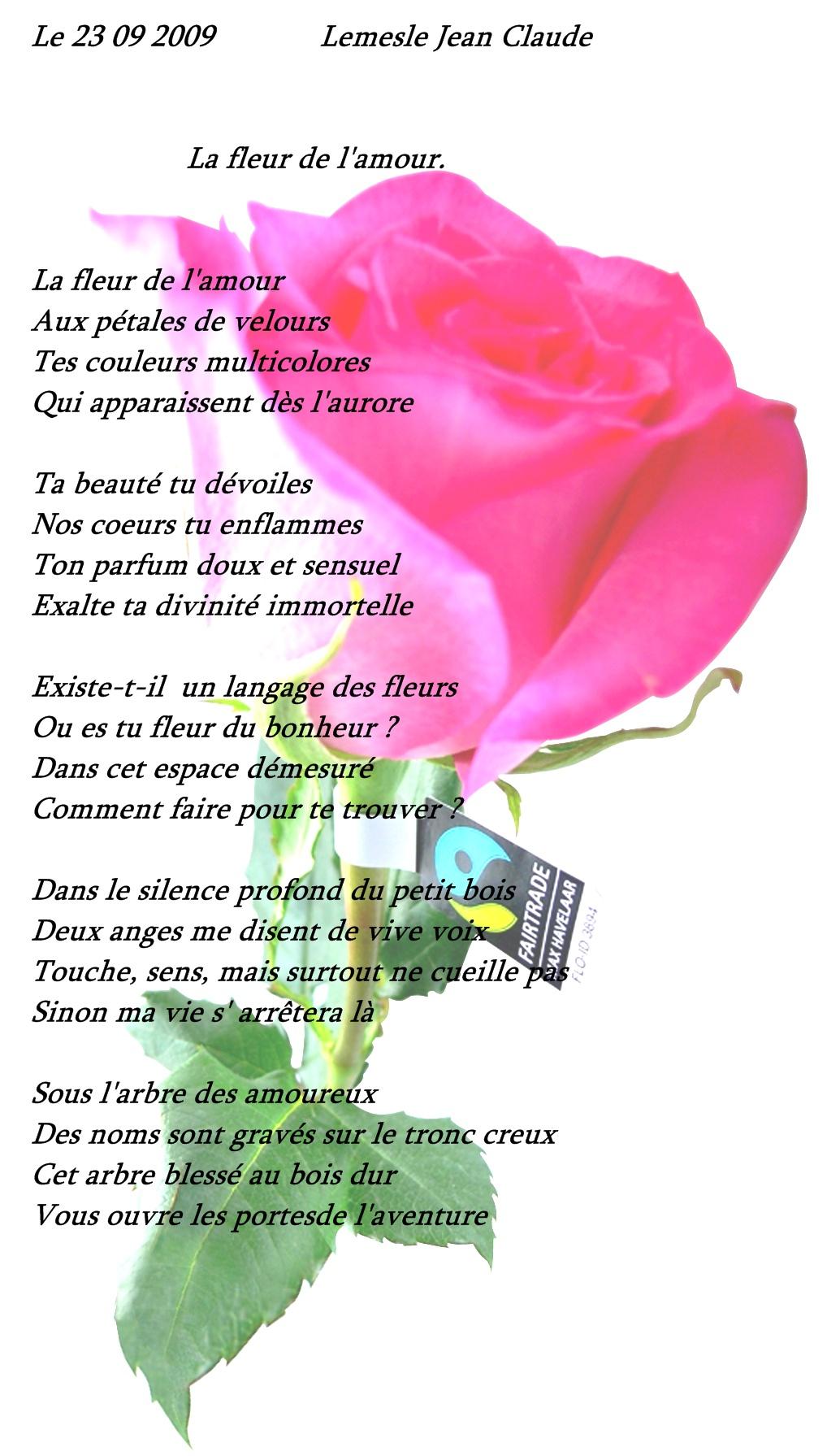 Poeme - Page 12 avec Poeme Les Fleurs
