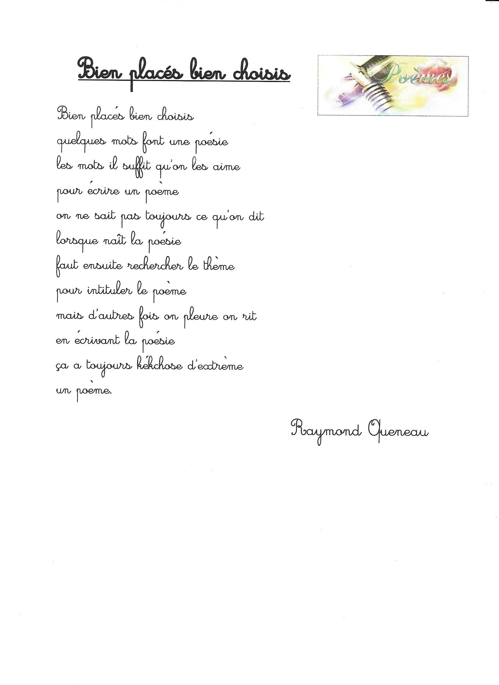 Poesies | Les Cm2 De Mondonville pour Poeme De Jacque Prevert