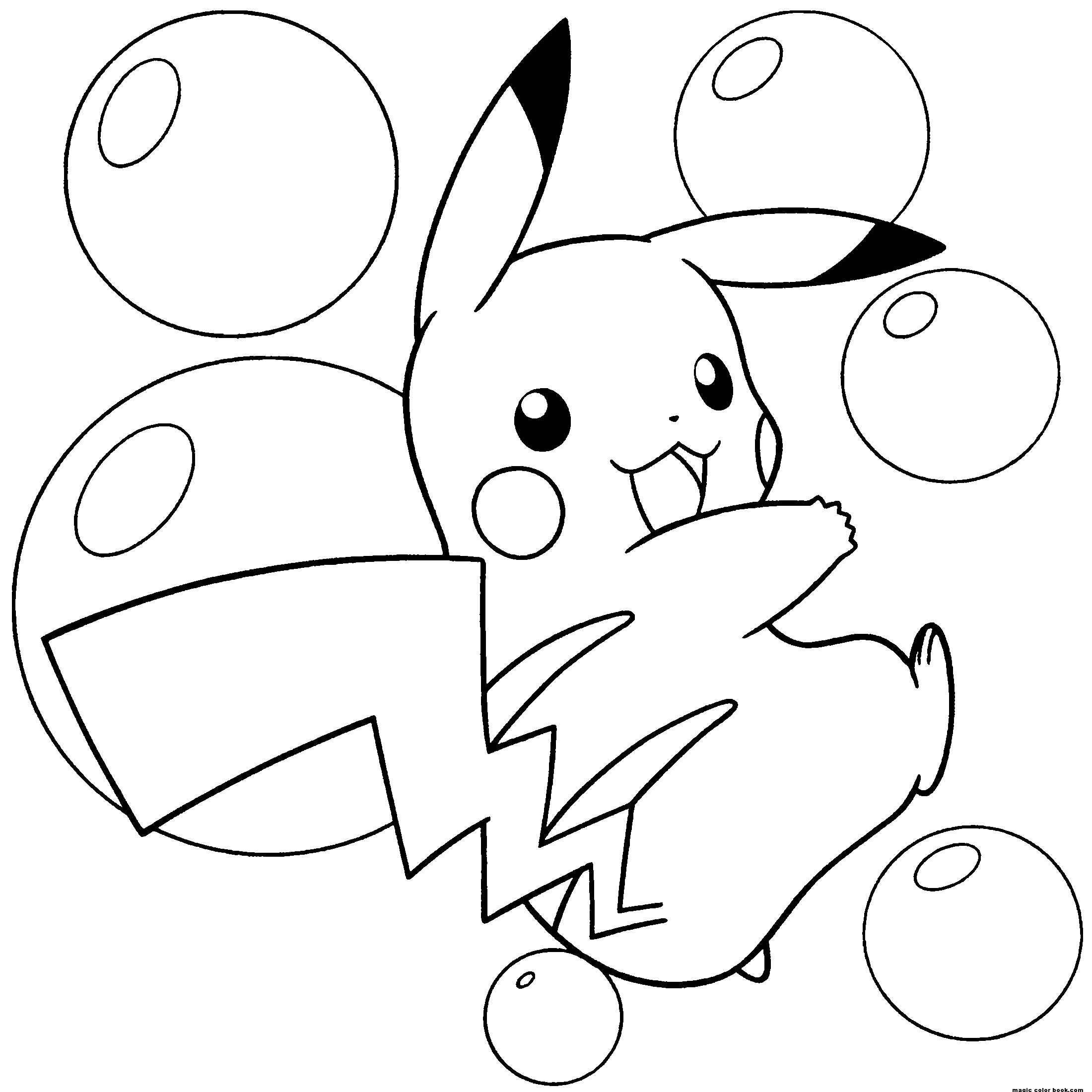Pokemon Coloring Pages | Coloriage Pikachu, Coloriage avec Coloriage De Pokémon Gratuit