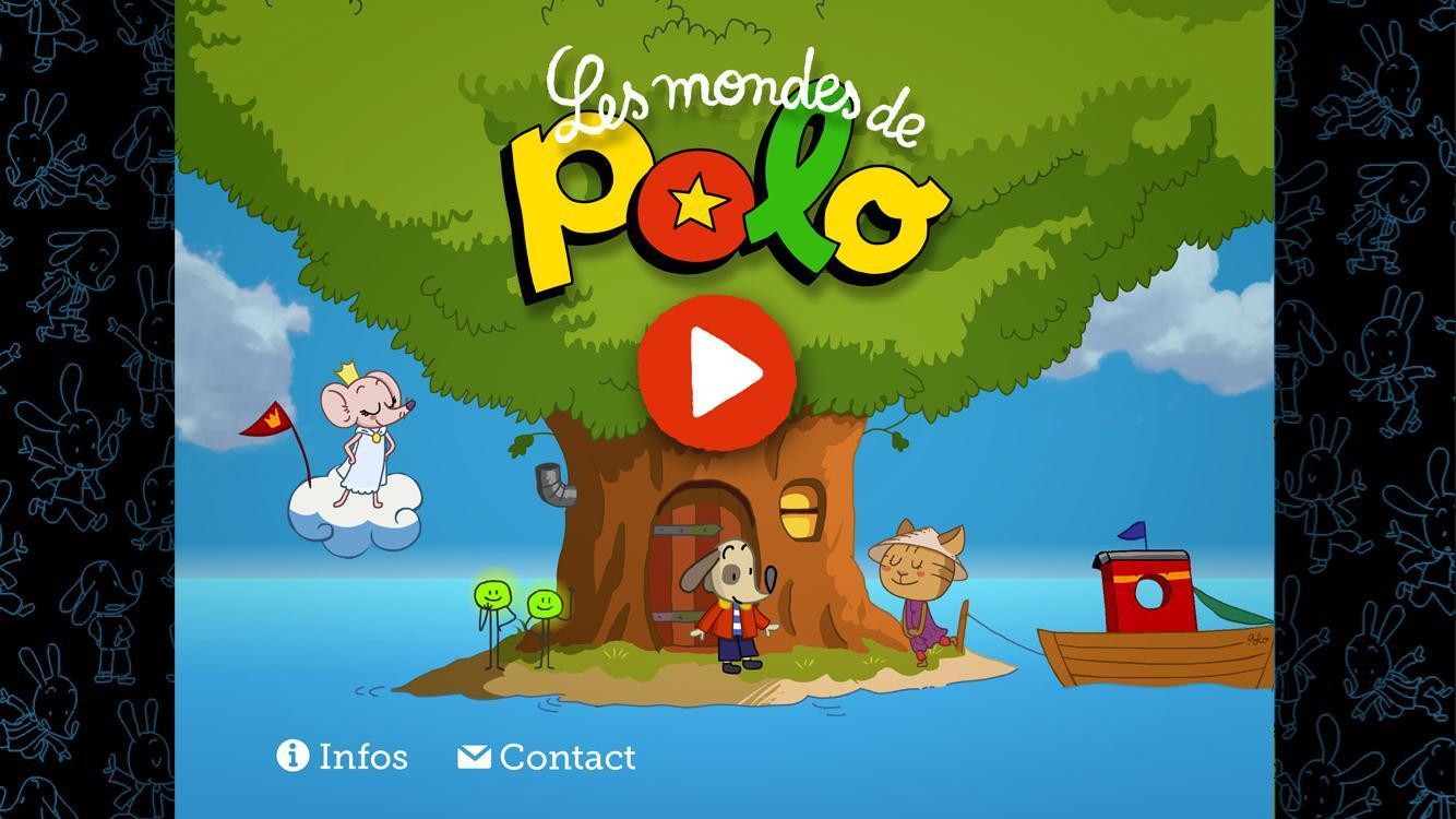 Polo.  Jeux Éducatifs 3-7 Ans pour Android - Téléchargez l'APK encequiconcerne Jeux Educatif 3 Ans