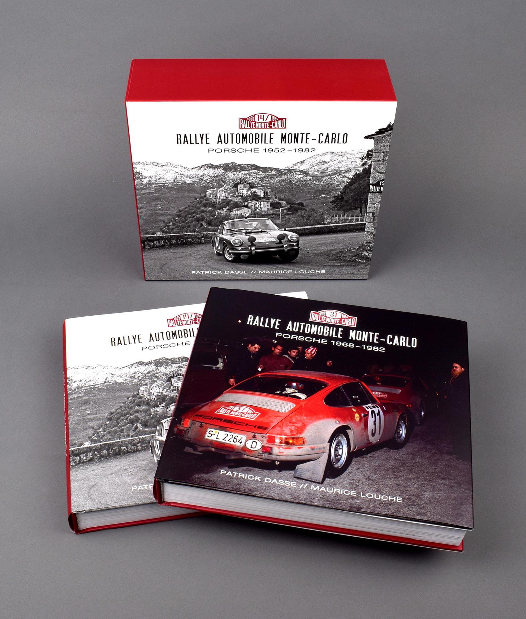 Porsche Bei Der Rallye Monte-Carlo 1952–1982 / Edition Porsche Museum avec Rallye Lecture Fr Ma Classe