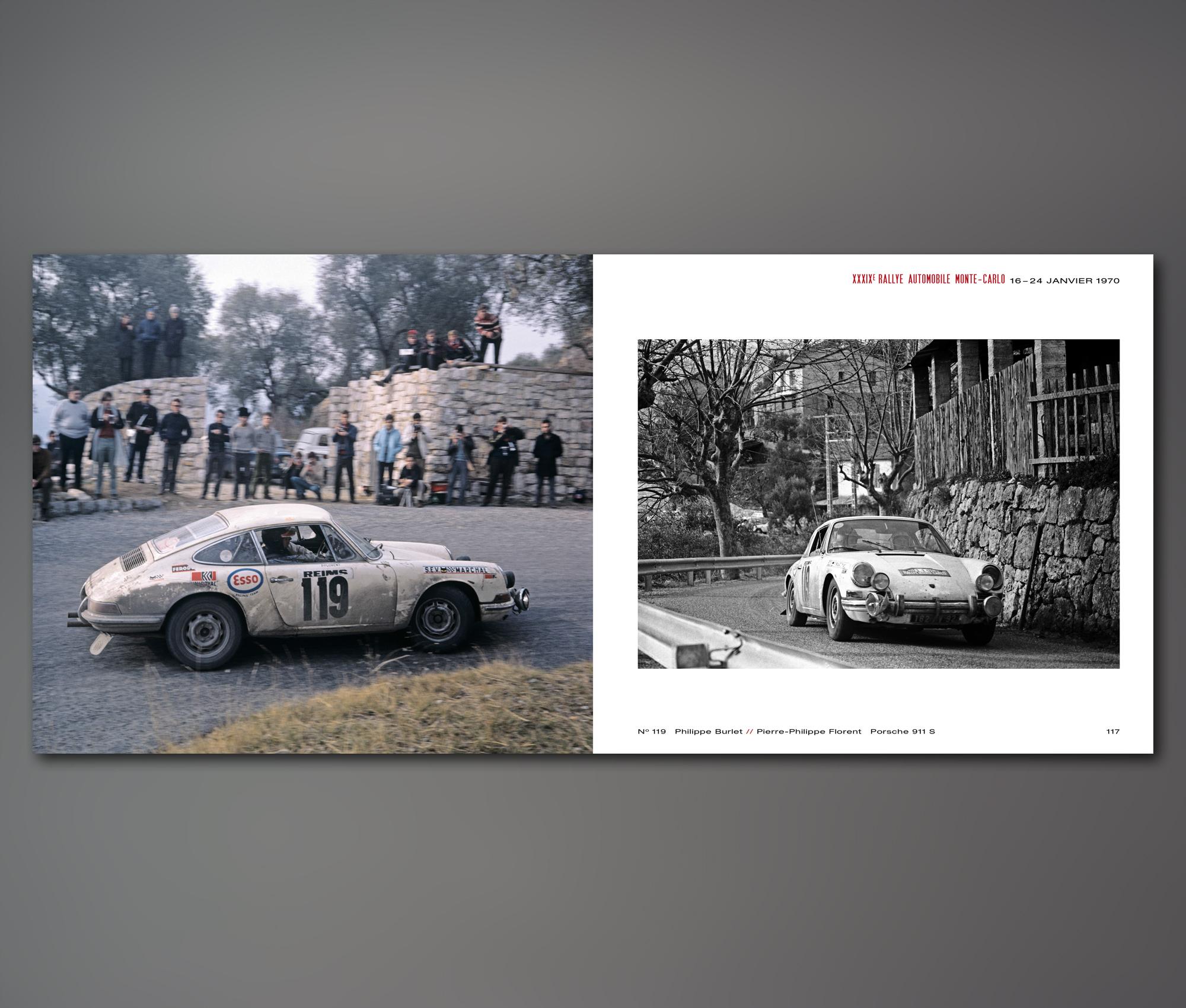 Porsche Bei Der Rallye Monte-Carlo 1952–1982 / Edition Porsche Museum dedans Rallye Lecture Fr Ma Classe