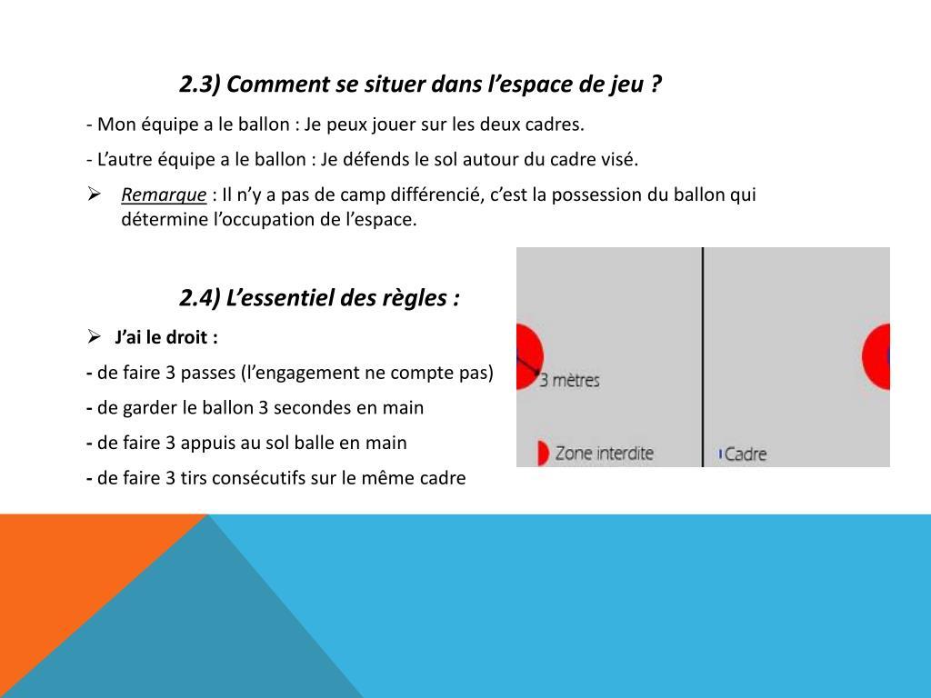 Ppt - Tchoukball – Cycle 3 Vers Une Véritable Coopération En destiné Jeux Collectifs Cycle 3 Sans Ballon