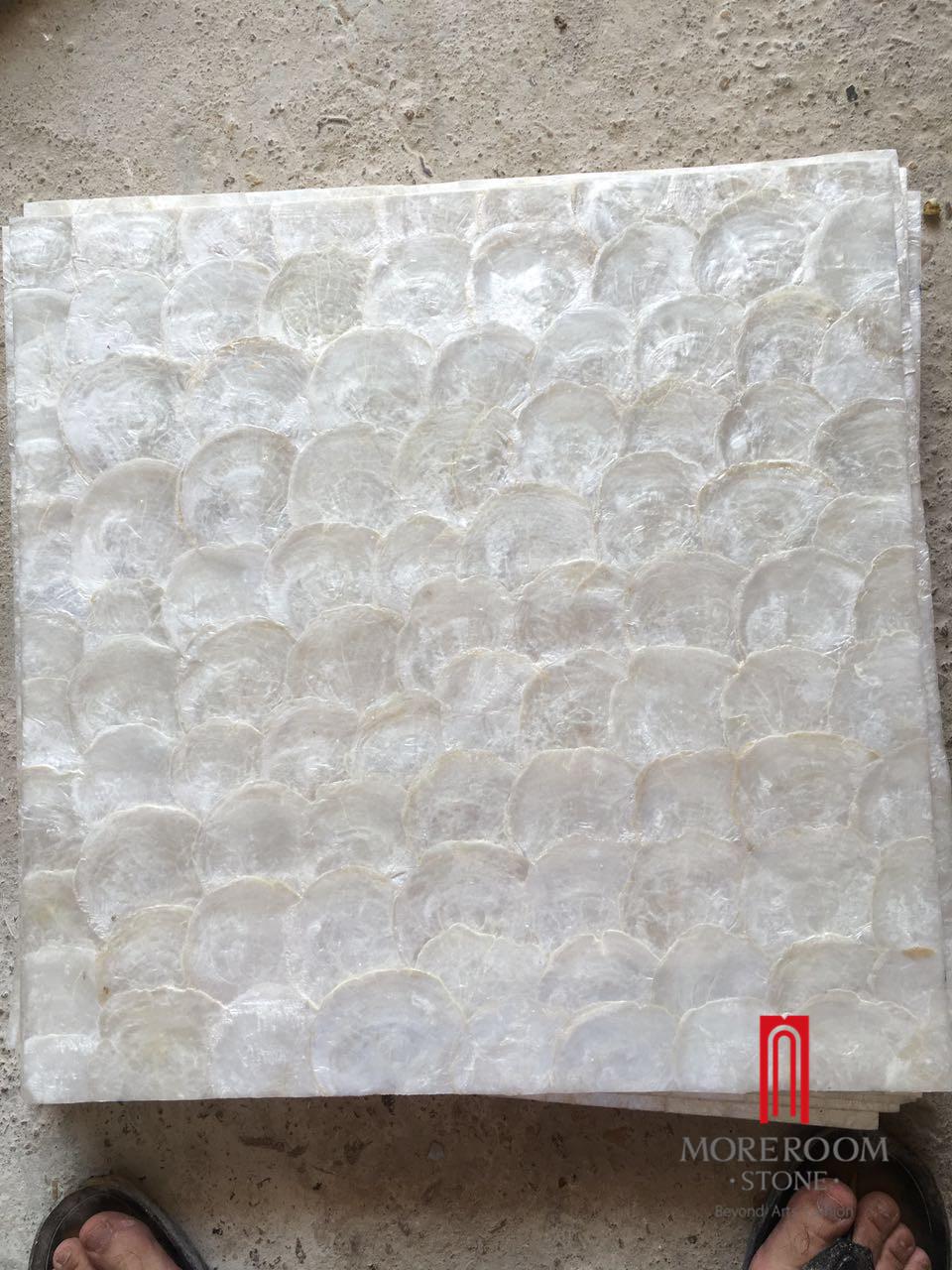 Prix Usine De Nacre Mosaïque Avec Nid D'abeille En Aluminium Support Pour  La Maison - Buy Mère De Poire Mosaïque,prix Usine Mère De Poire,mosaïque intérieur Support Pour Mosaique