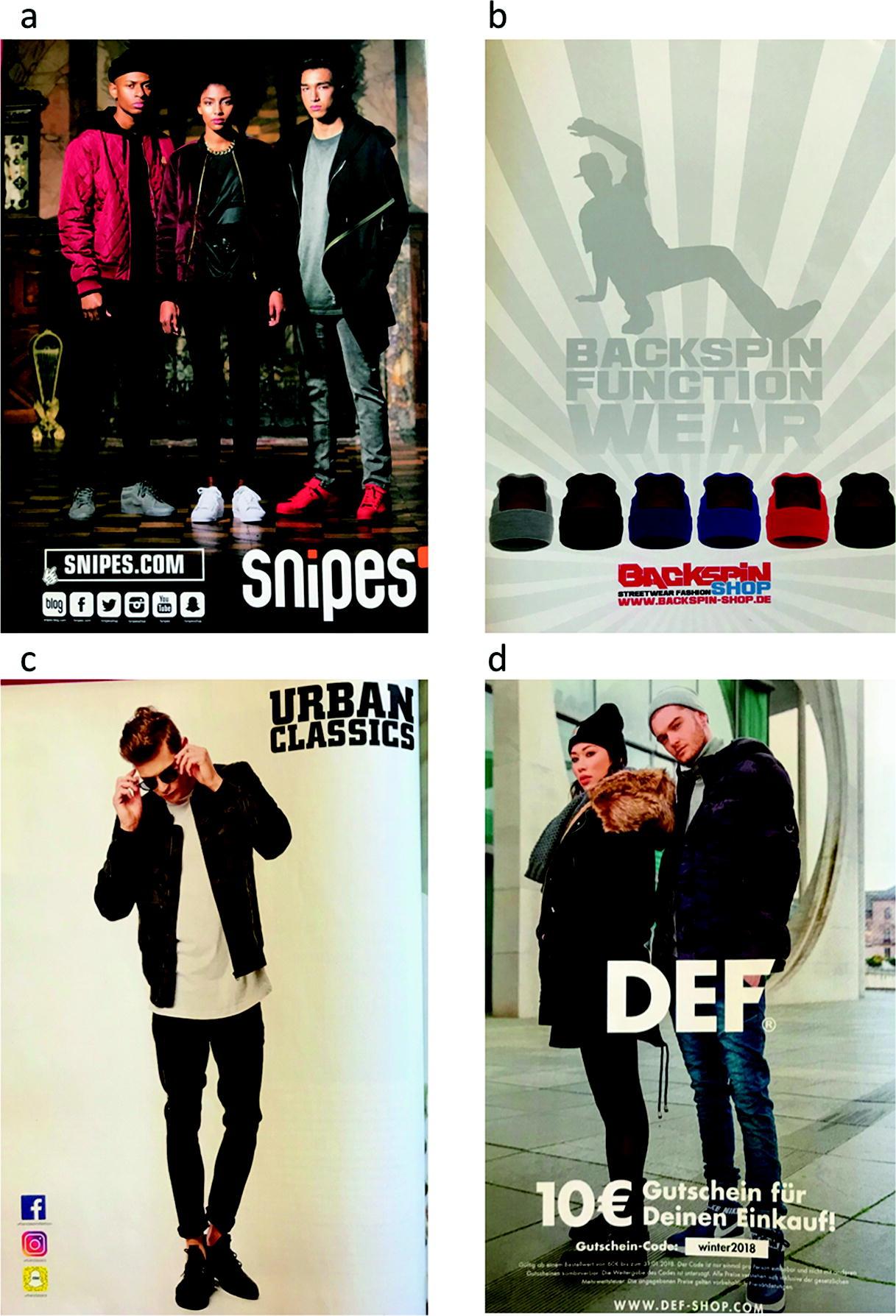 Produktkonsum In Der Hip-Hop-Szene | Springerlink serapportantà Ah Les Cro
