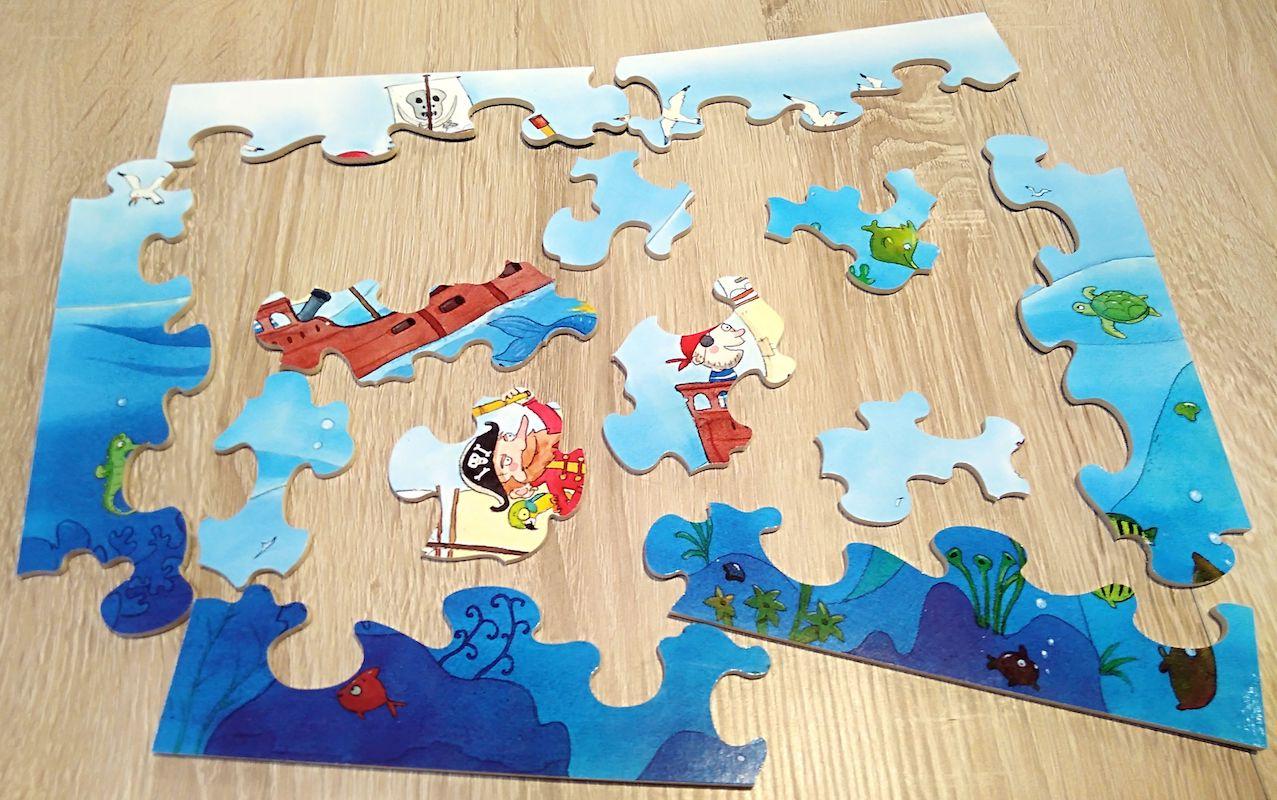 Puzzles En Bois Découpés À La Main Et Made In France avec Puzzle En Ligne Enfant