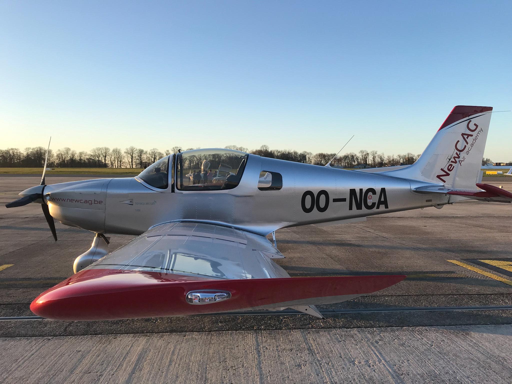Qualification Sonaca 200 : La Pratique En 8 Points - Cessna serapportantà Avion De Oui Oui