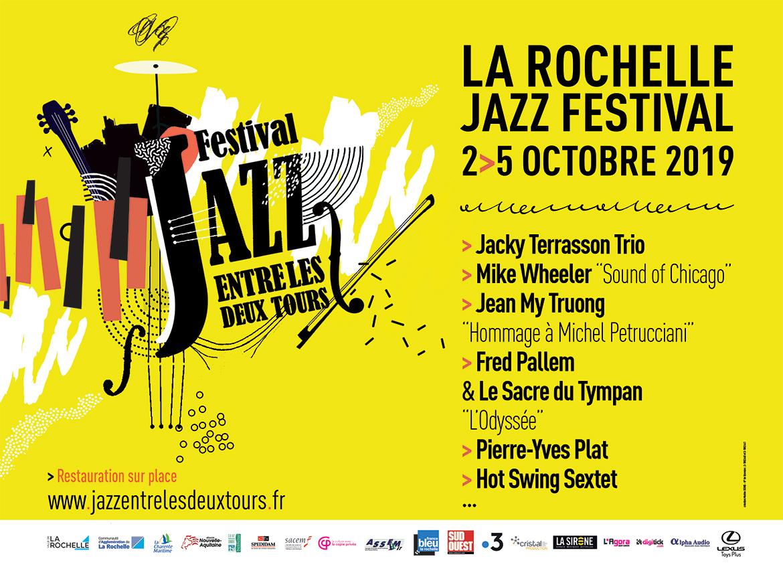 Quand Le Jazz Est Là … Entre Les 2 Tours – Aliénor destiné On Va Sortir La Rochelle