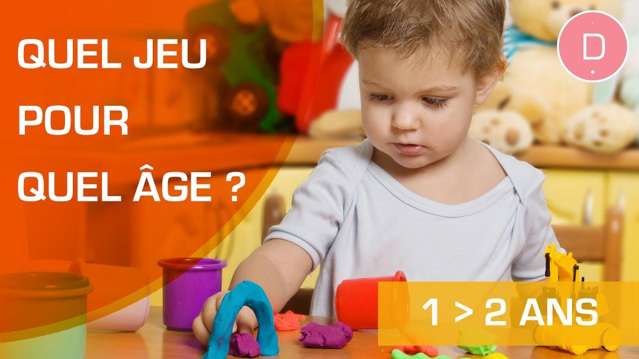 Quels Jeux Pour Un Enfant De 1 À 2 Ans ? Quel Jeu Pour Quel Âge ? intérieur Jeux Pour Petit Enfant