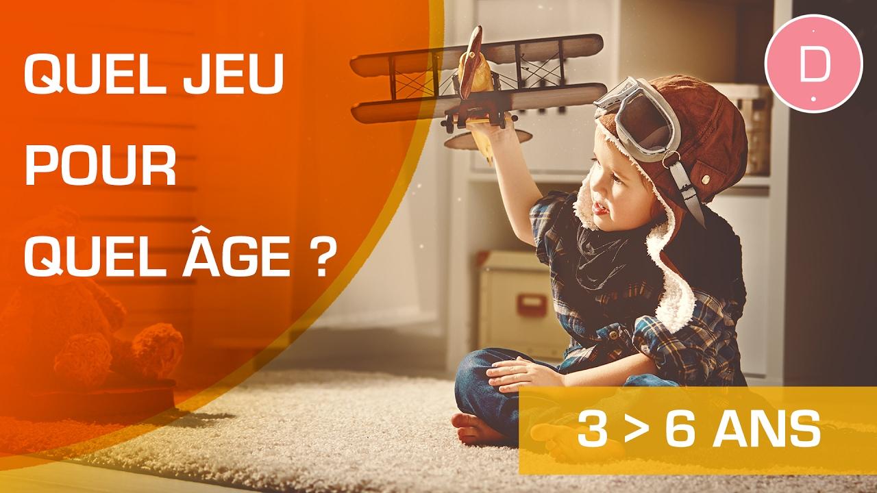 Quels Jeux Pour Un Enfant De 3 À 6 Ans ? - Quel Jeu Pour Quel Âge ? dedans Jeux De Garcon Gratuit 3 Ans