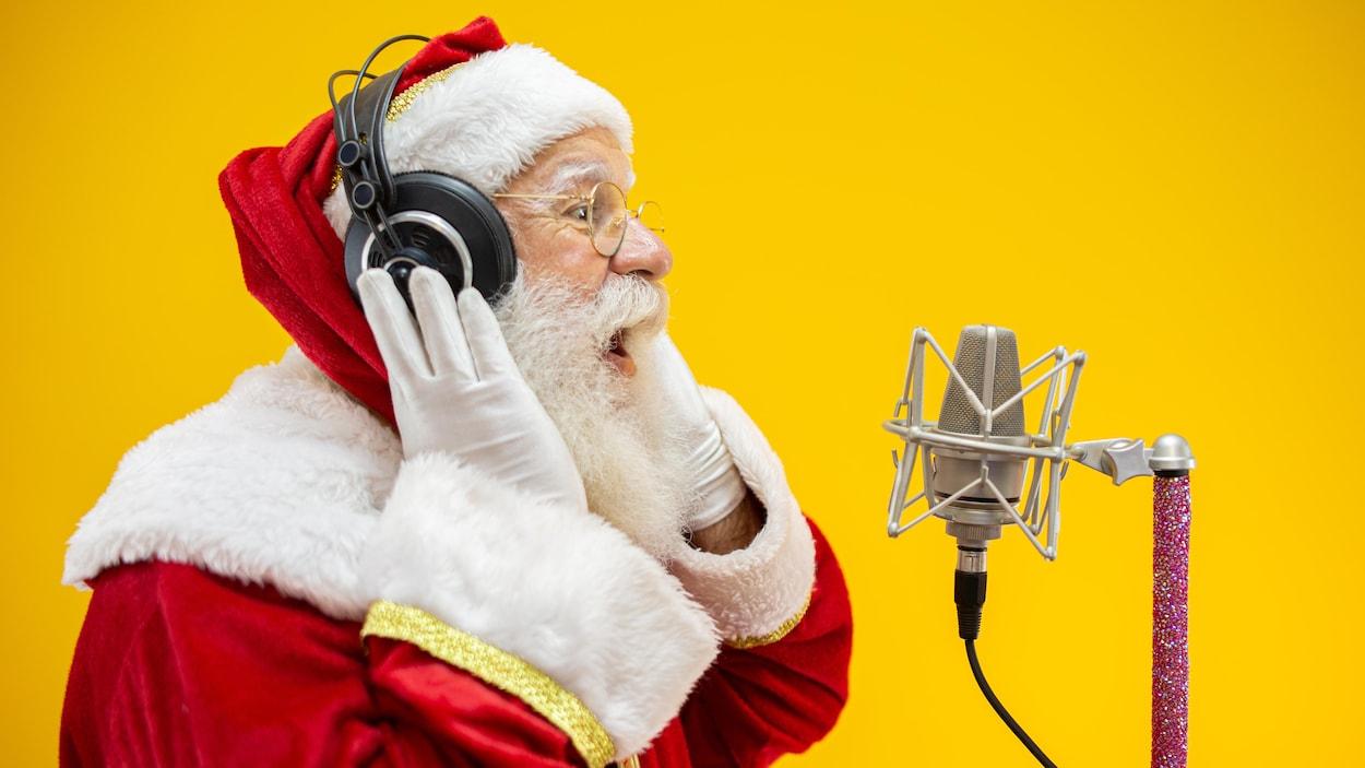 Quétaine Ou Pas, La Musique De Noël? | Radio-Canada.ca pour Chanson De Noel Ecrite