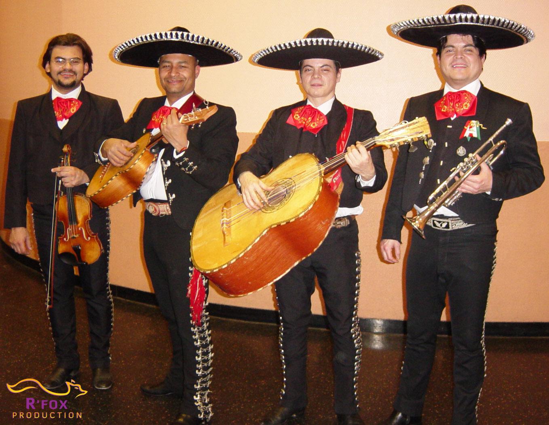 R Fox Production - Agence Evenementielle Et Organisation De concernant Musicien Mexicain