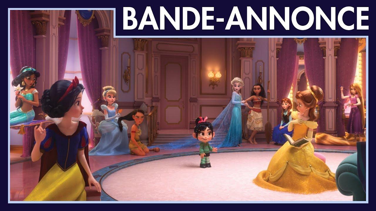 Ralph 2.0 - Nouvelle Bande-Annonce I Disney serapportantà Coloriage Ralph La Casse