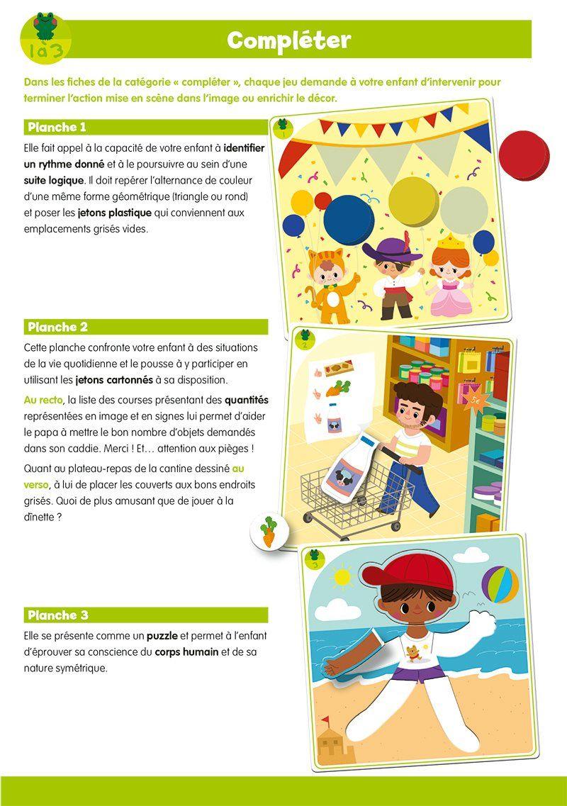 Ravensburger Prêt Pour La Maternelle ! (Jeu Educatif destiné Jeux Enfant Maternelle