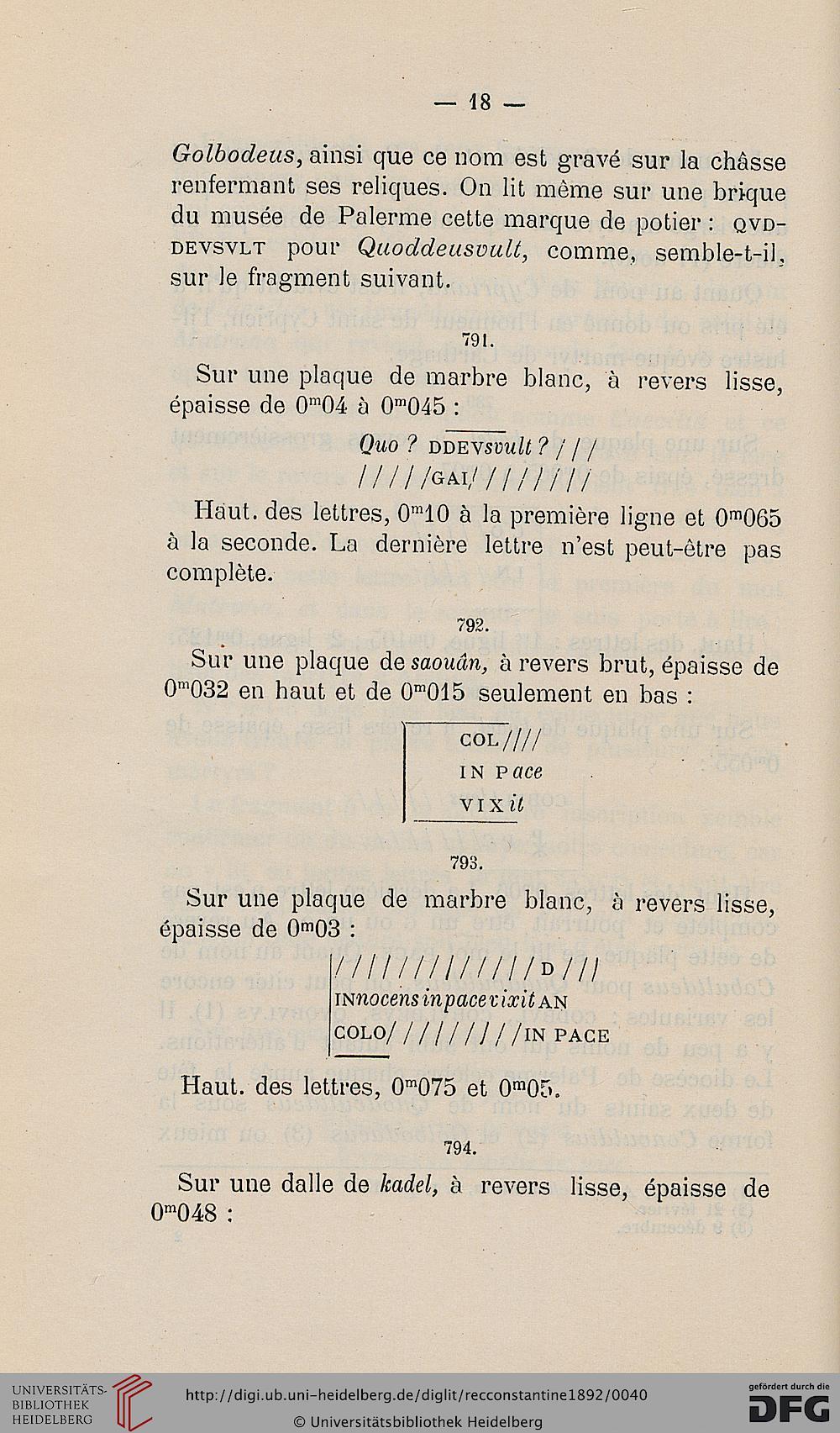 Recueil Des Notices Et Mémoires De La Société Archéologique tout Lutin Bazar Poésie