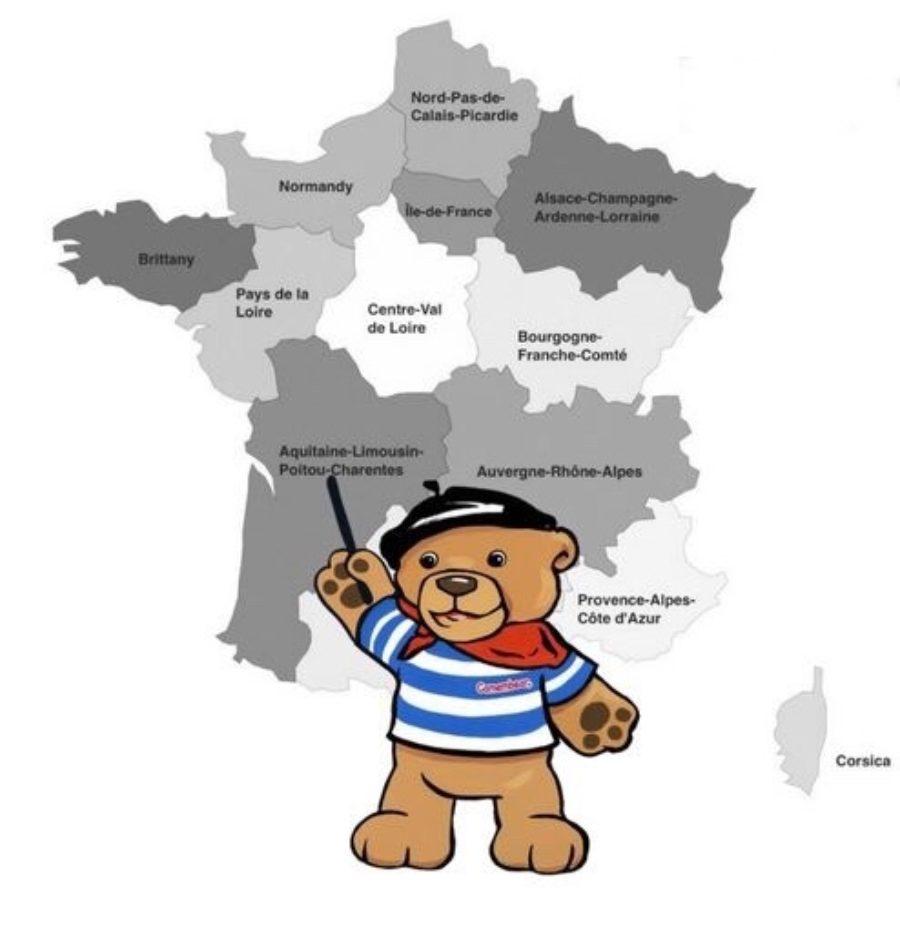 Regional Facts - Nouvelle Aquitaine | Blog | Headstart Languages encequiconcerne Nouvelle Region France
