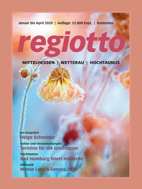 Regiotto Mittelhessen Wetterau Hochtaunus – Magazin Für Die dedans Singe De Babar